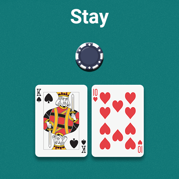 stand blackjack