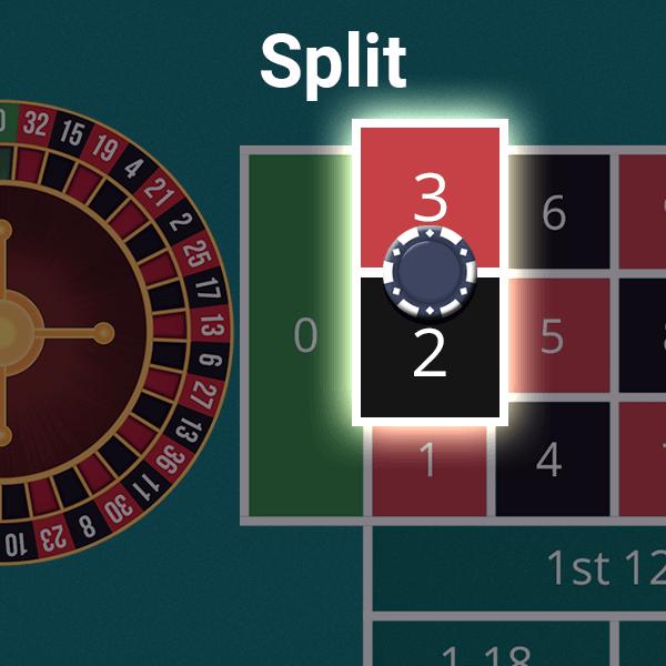 Rulet Bahisleri - Split