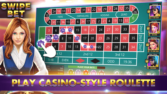 casino-style roulette