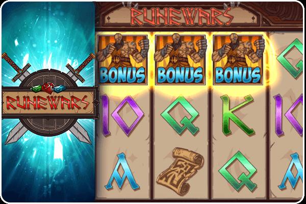 runewars online slot