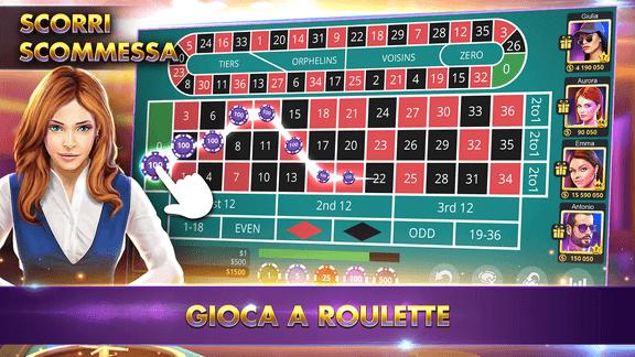 gioca a roulette