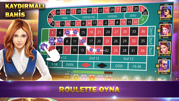 roulette oyna