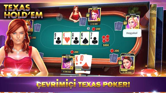 çevrimiçi poker