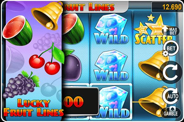 lucky fruit