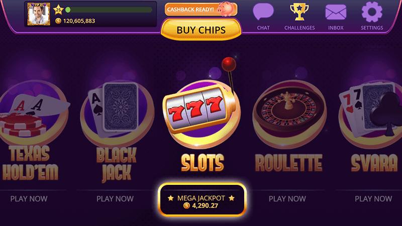 slots mega jackpot