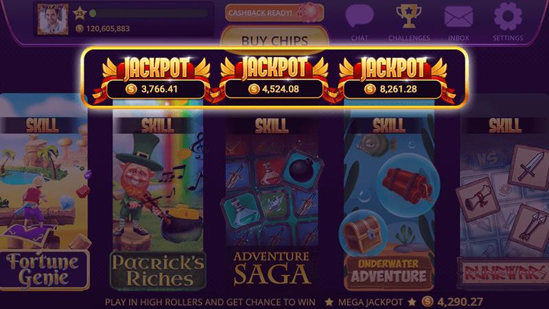slots special jackpot