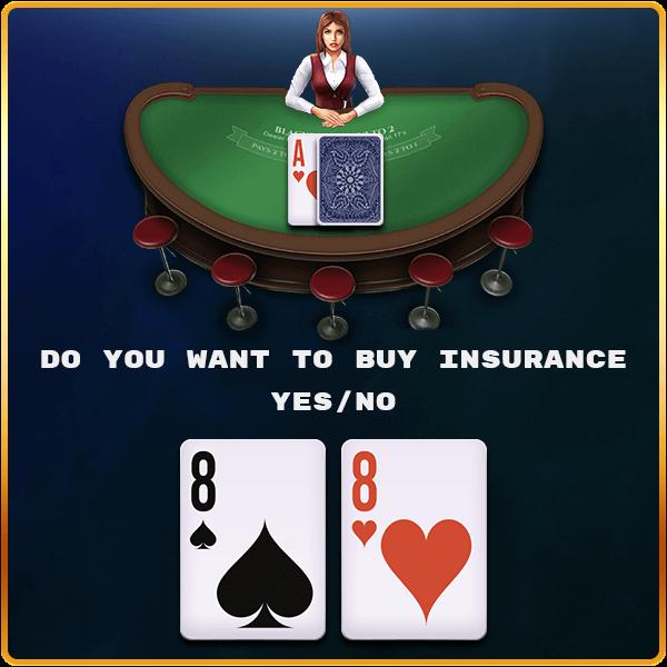 when to buy insurance in blackjack